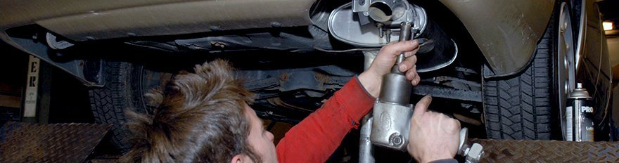 Fixing Exhaust Systems