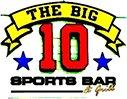 Big 10 Sports Bar & Grill - logo
