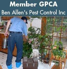 Quality Pest Service - Dublin, GA - Ben Allen's Pest Control Inc