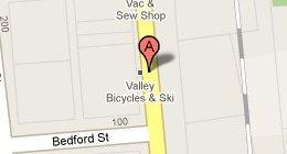 Valley Bicycles & Ski -  219 S 1st St. Hamilton, MT