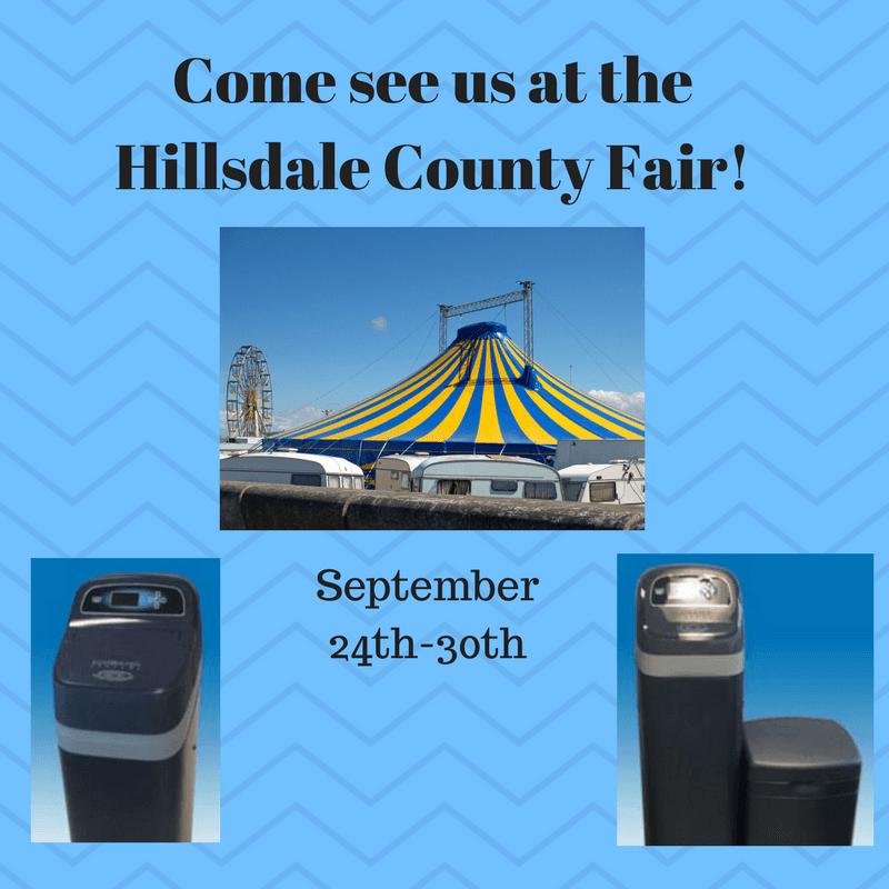 Hillsdale County Fair 2017