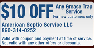American Septic Service LLC Coupons - Terryville, CT