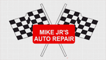 Mike Jr's Auto Repair - Logo