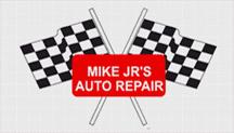 Mike Jr's Auto Repair - Logo