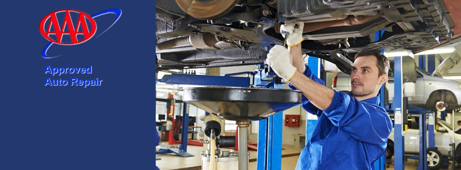Auto mechanic