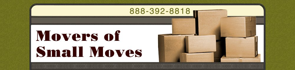 Movers - Atlanta, GA and  Fort Worth, TX - Movers of Small Moves