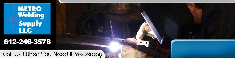 Welding Equipment Minneapolis, MN - Metro Welding Supply LLC