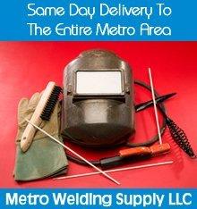 Welding Equipment - Minneapolis, MN - Metro Welding Supply LLC