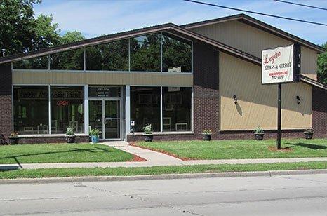 Layton Glass & Mirror, Inc. Building