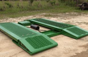 Truck scales | Hazlehurst, GA | Accu-Ways, Inc. | 912-375-9131
