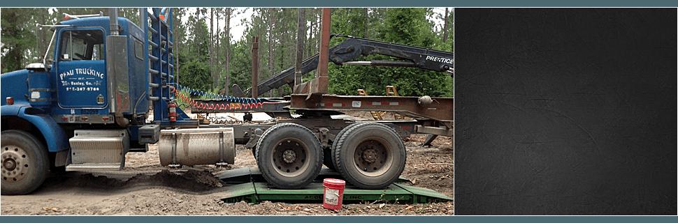 Lodec Trailer scales | Hazlehurst, GA | Accu-Ways, Inc. | 912-375-9131