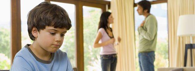 Divorce or Legal Separation