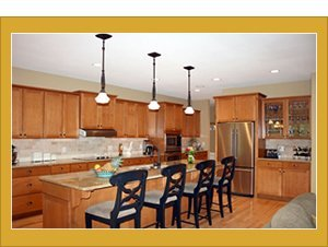 Home Builders - St. Paul , MN - Hauer Construction Inc. - kitchen remodelling