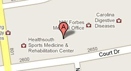 First Pediatric Care Center, P.A. - 2644 COURT DR Gastonia,  NC 28054-1449