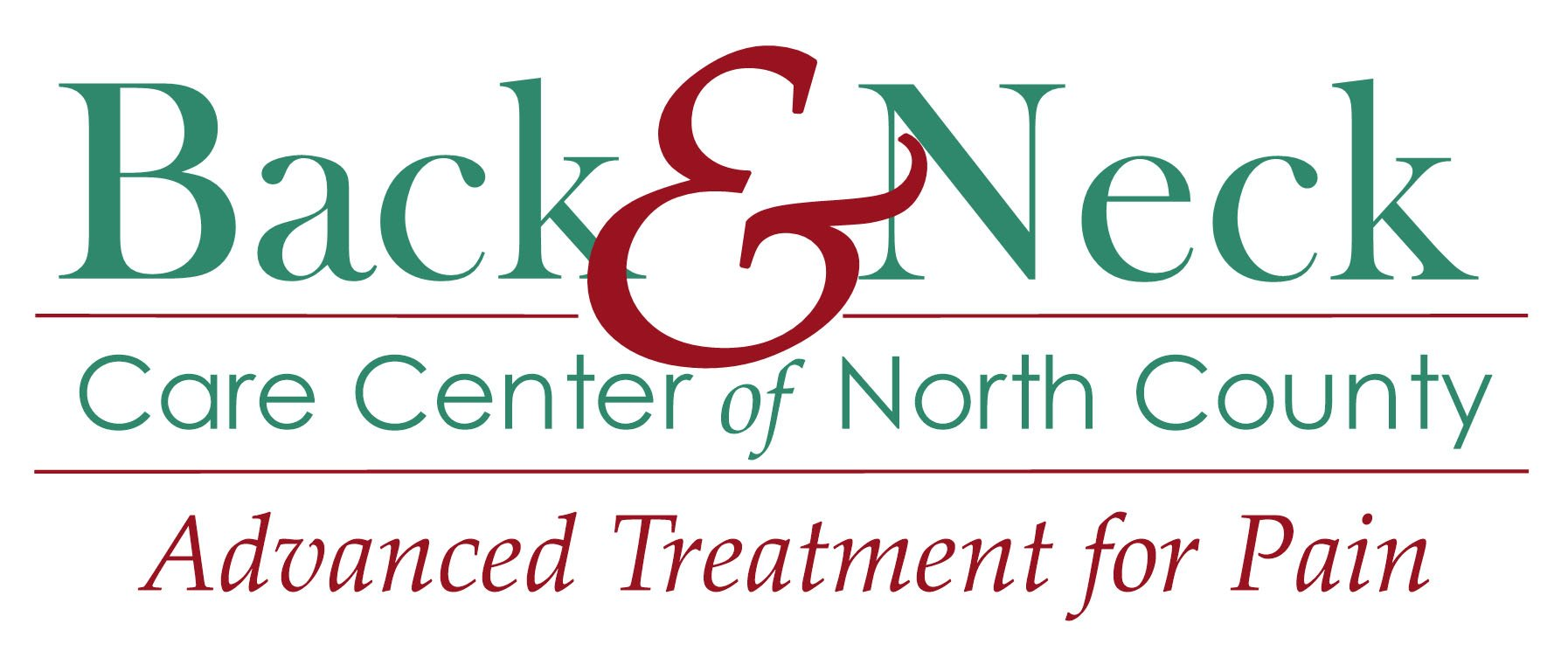 Back & Neck Care Center - Logo