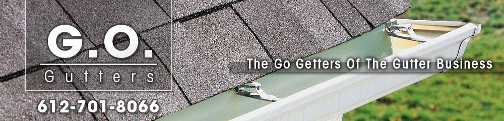Gutters Plymouth, MN - G.O. Gutters 612-701-8066