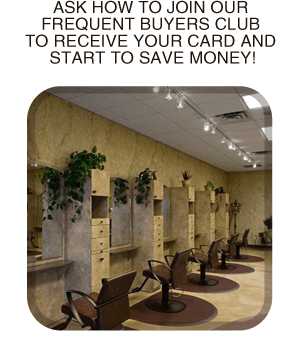 Hair  - Woodbury, MN - HAIRitage 'Hous - Chairs - Ask how to join our frequent buyers club to receive your card and start to save money!