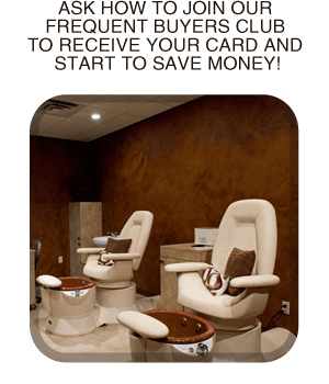 Color - Woodbury, MN - HAIRitage 'Hous - Counter - Ask how to join our frequent buyers club to receive your card and start to save money!