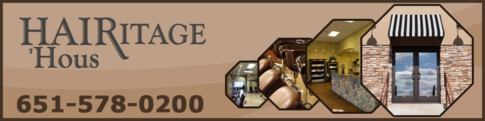 Hair Salon and Spa - Woodbury, MN - HAIRitage 'Hous