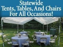 Tent Rental Service - Troy, AL - Sunshine Tent Rental