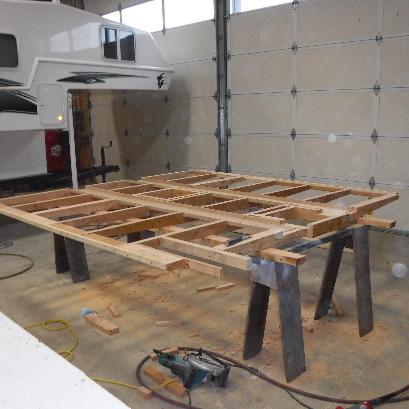 Rv Wood Repair Rv Roof Repair Sedro Woolley