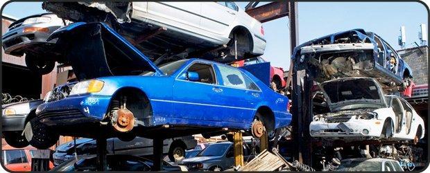 Junk Car Yard - Cleveland, OH - Frank's Automotive