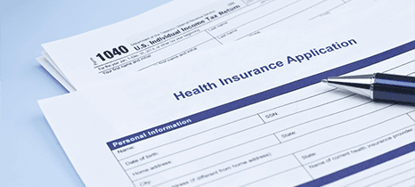 Health insurance papers