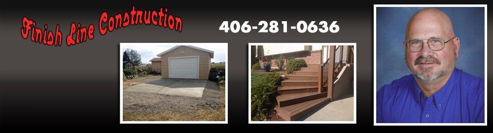 Home Improvement  Billings, MT - Finishline Construction
