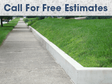 Concrete Contractors - Kokomo, IN - Freeman Concrete Inc.