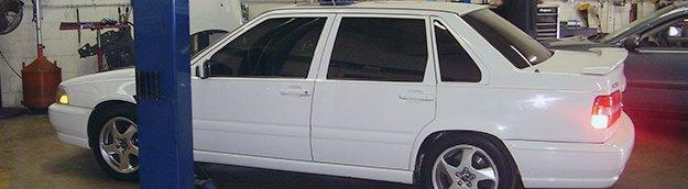 Volvo Car Repairs