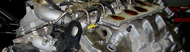 Volvo Engine Rebuild Repairs