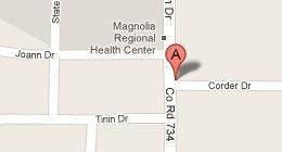 The Magnolia Women's Clinic 512 Alcorn Drive, Corinth, MS 38834