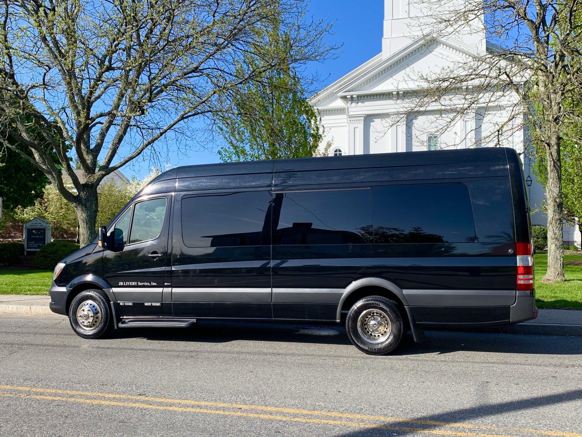 Limousine Transportation Sprinter Boston Ma