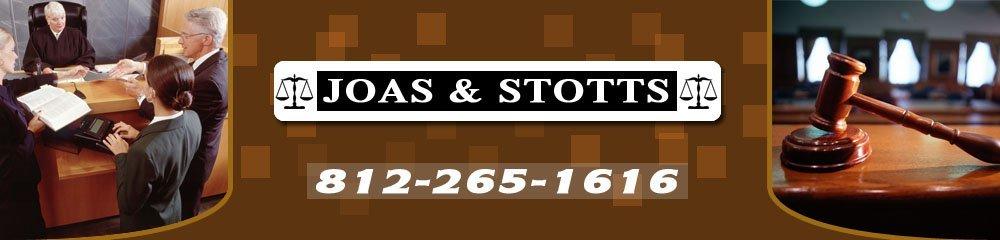 Attorneys - Madison, IN - Joas & Stotts