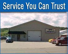 Collision Repair - Valley City, ND - Wendel Auto Body