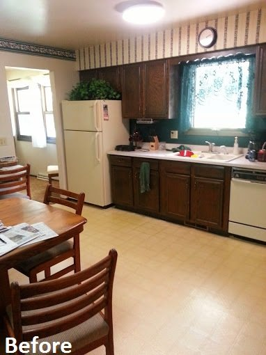 Kitchen Remodeling and Design, before picture