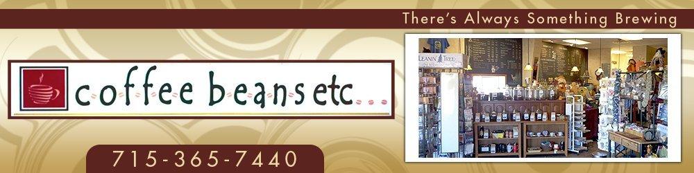 Coffee Shop - Rhinelander, WI - Coffee Beans Etc