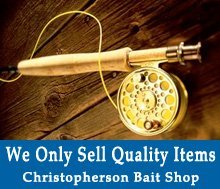 Fishing Equipment - Alexandria, MN - Christopherson Bait Shop