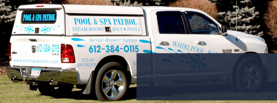 Pool and Spa Service Repair| Prior lake, Burnsville and Savage, MN | Pool & Spa Patrol LLC | (612) 384-0115