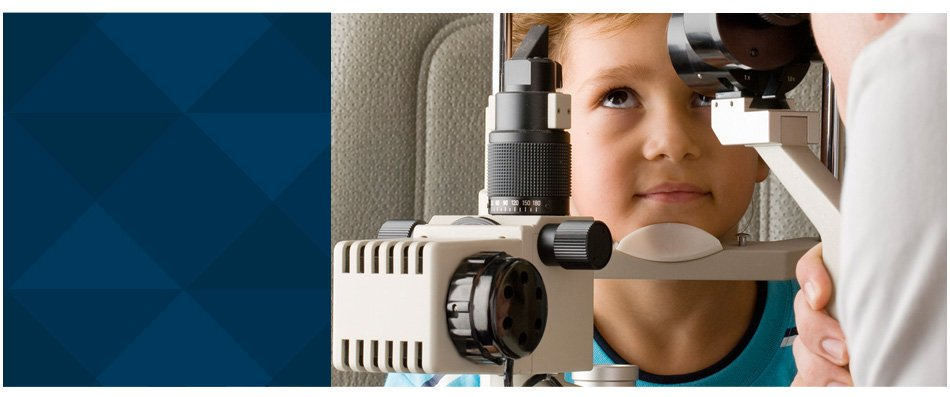 Eye examination for children