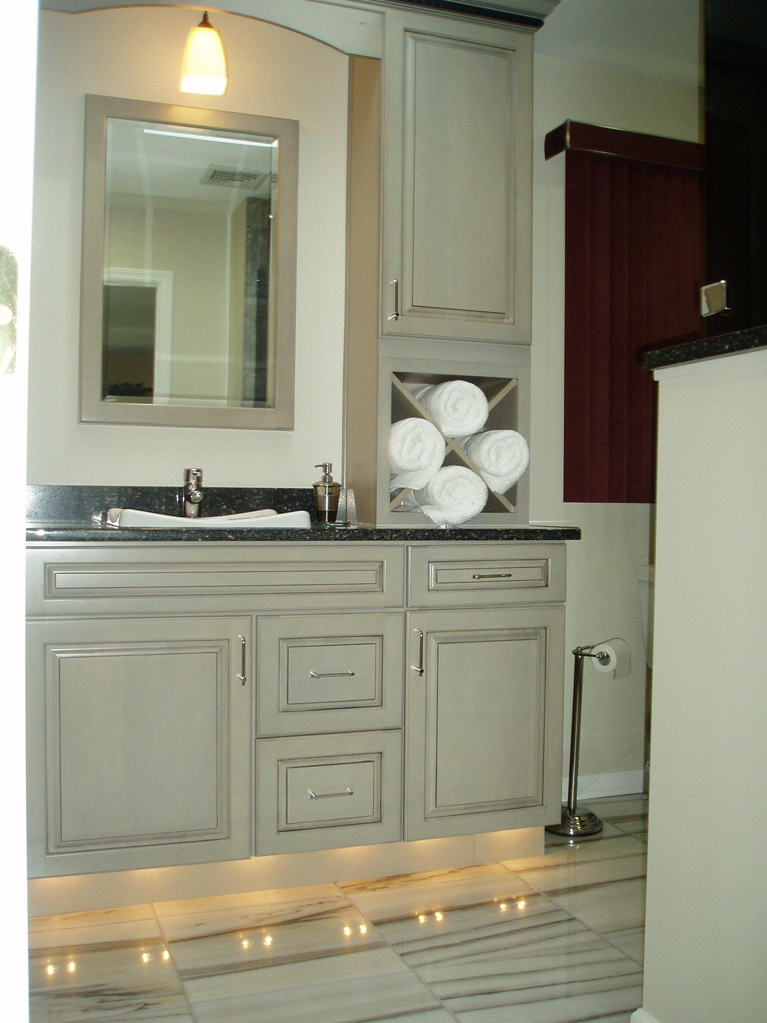 Bathroom Vanity Renovation Ideas: Bathroom Vanity Installation Marlboro
