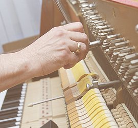 Finest piano repair work