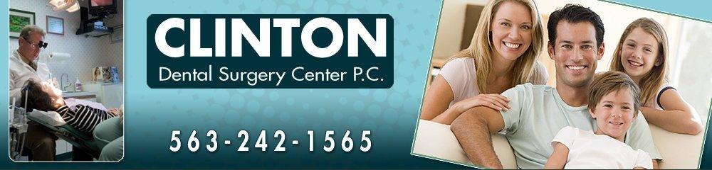 Dental Services - Clinton, IA - Clinton Dental Surgery Center P.C.