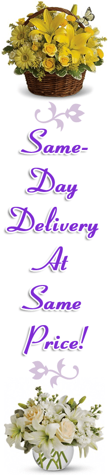 Flower Arrangement - Valley, AL - Pat's Creations - Flowers - Same-Day Delivery At Same Price!