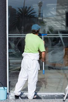 Window Cleaners - Cathedral City, CA - All Bright Window Cleaning