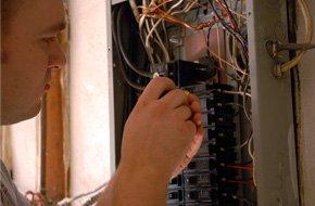 New Wiritng | Columbus, GA | Strickland Electric | 706-561-2486