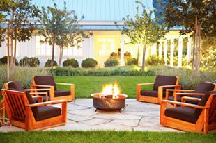 NC – Hickory Fireplaces and Patio
