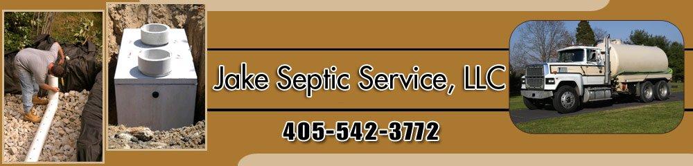 Excavating Contractor - Hinton, OK - Jake Septic Service, LLC