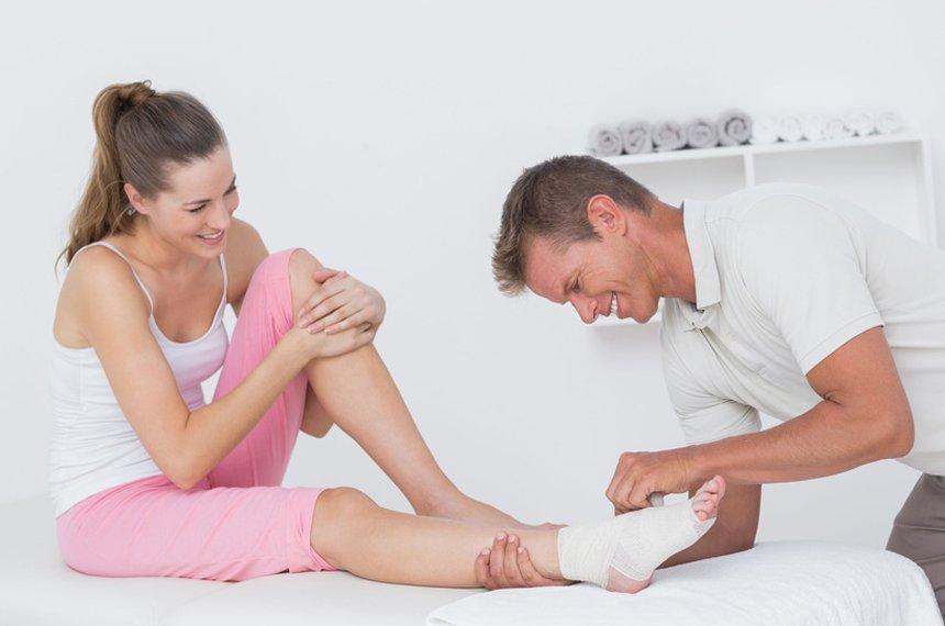 Ankle and Foot Care