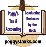 Peggy's Tax & Accounting Svc LLC logo